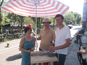 Letter _660 wordt gemaakt van Toon Rijkers, met sponsors Juliet en Ray