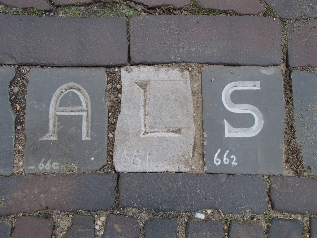 Al het derde woord sinds 2 juni: ALS Letter 660 t/m 662