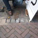 Letter 666 S: de nieuwe letter in de straat