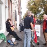 Letter 667 - gesprek met omstanders