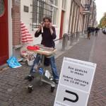 Letter 669 - Paula Schoonaard begint haar werk aan de letter