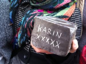 Letter 672 - Karin XXXXX