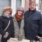 Letter 674 - Anja Roemer met deelnemers Hillmann-Witteveen