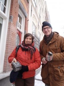 Letter _683 met Anneke Balk en Michiel Deylius