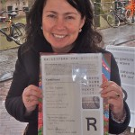 Letter 689: Inge met certificaat