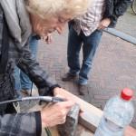 Letter 701 - Annie Brouwer maakt zelf de U van Utrecht