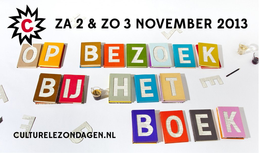 3 november 2013 - de Letters bij op bezoek
