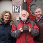Letter 727 Marieke, Wim, Robert