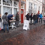 733 - bezoek van Utrecht Free Tours