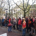 723 - visit of Utrecht Free Tours