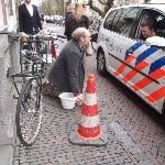 Letter 740 Gerrit en de politie