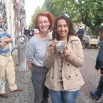 Letter 756 Anja Roemer en Suzan Akyar