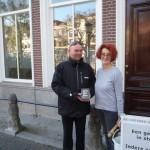 Letter 775 Sander Bob Spelt en Anja Roemer
