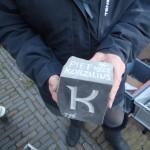 Letter 776 voor Piet Korzilius