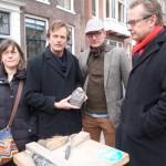 Letter 789 M Leesclub van Alles: Roeland, Rob, Bouke en Bart